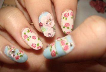 Primavera Nails: descrizione e opzioni