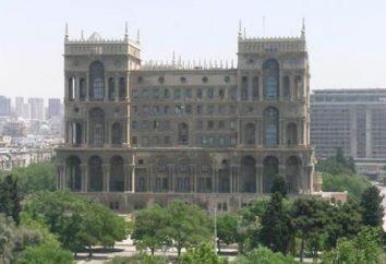 Azerbejdżan: zabytki i atrakcje być postrzegane