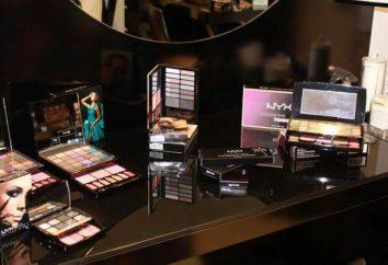 NYX (cosméticos): lugares de venta en Moscú, y que no tropiezan con una falsificación