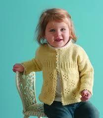 Sweter dziania dla dziewczynek: wielki dżinsy