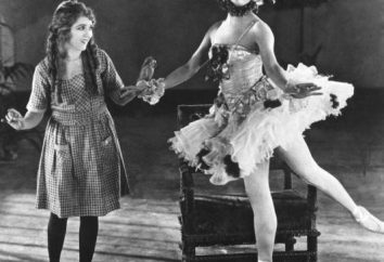 Kiss of Mary Pickford: biografia i zdjęcia