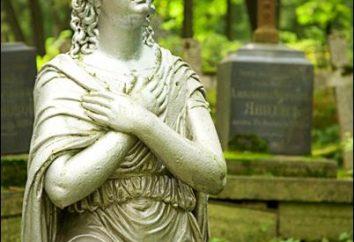 Smolensk Cimitero a San Pietroburgo: l'indirizzo, la Cappella del Xenia Beata (San Pietroburgo) e la storia. Come arrivare a Smolensk cimitero