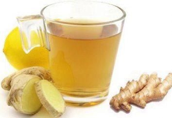 Ginger ale comme un remède à de nombreux maux