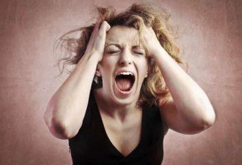 Psychic attacco: sintomi e trattamento