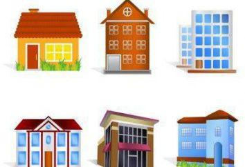 Variétés de toits (photo)