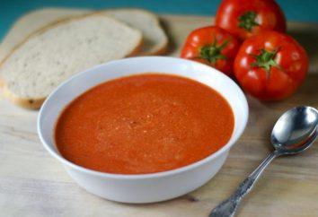 Zupa jarzynowa – danie główne latem