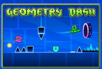 Geometria Dash – walkthrough