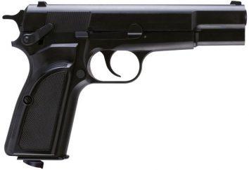pistolas Browning – la base de las armas modernas