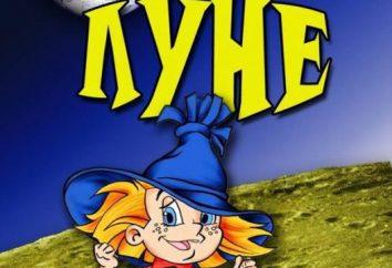 """Parecerse a personajes """"Dunno""""? imágenes de los personajes de la novela de Nikolai Nosov y el mismo nombre de dibujos animados"""