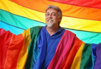Zmarł twórca Tęczowa flaga LGBT