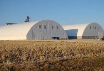 La construction de silos: exigences, types, étapes