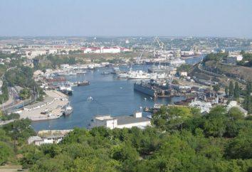 Que voir à Sébastopol? Parade de la Marine à Sébastopol. Crimée, Sébastopol