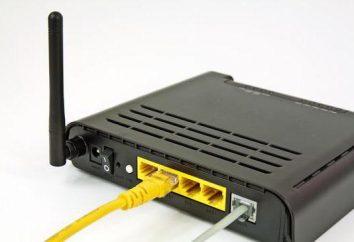 Jak podłączyć modem jako metoda Router 2