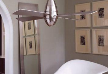 Ventilateur de plafond – Méthode classique de refroidissement