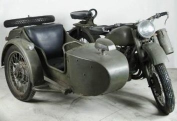 Moto M-72. moto soviétique. Rétro moto M-72
