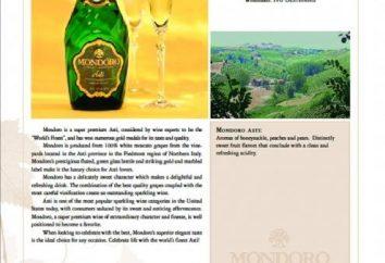 Champagne Mondoro – włoskie wino najwyższej jakości