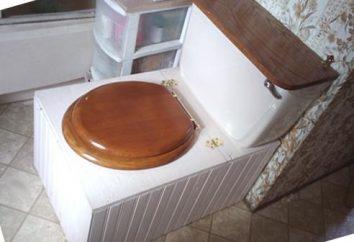 toilettes de tourbe finlandaise pour donner leurs propres mains.