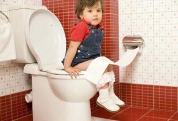 Jak leczyć biegunkę z krwią u dzieci?