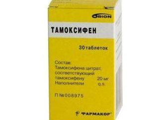 """Anti-Krebs-Pillen """"Tamoxifen"""": Gebrauchsanweisung"""