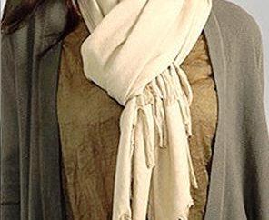modi interessanti per legare una sciarpa. nodo di Milano – l'armonia di semplicità e stile