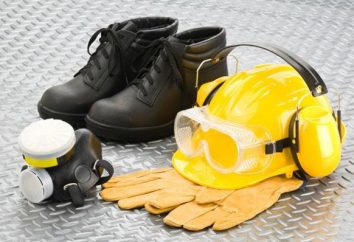Sécurité d'angle: dégagement. position du travail et de la sécurité