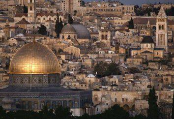 La situation géographique d'Israël. Les frontières d'Israël, le territoire, la topographie, la nature