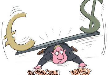O que ameaça a queda do rublo, e quais são suas consequências positivas