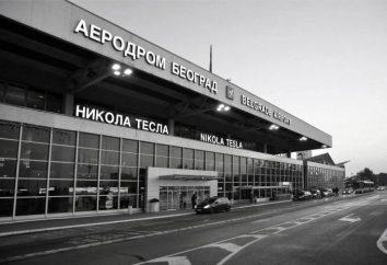 Aeroporto de Belgrado: porto aéreo confortável e acolhedor