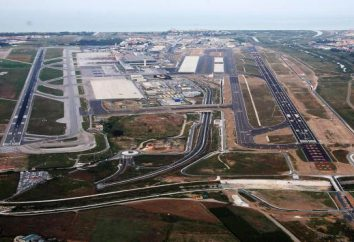 """Airport """"Málaga"""": descrição geral e mapa de localização"""
