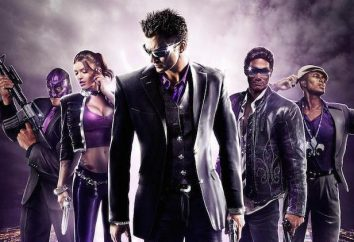 Cheat codes para Saints Row: The Third. A lista completa de comandos