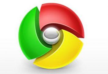"""Podobnie jak w """"Google Chrome"""" strona czysty start. Ustawienie przeglądarki z wyszukiwarki Google"""