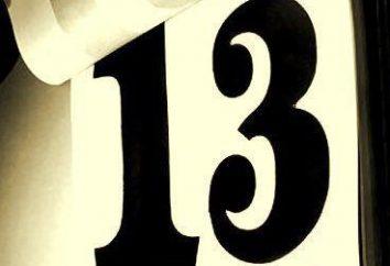 13, sexta-feira. O que é assustador é o dia traz?