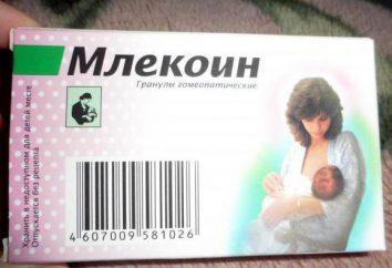 """Drug """"Mlekoin"""" per l'allattamento: le recensioni. Compresse per allattamento """"Mlekoin"""""""