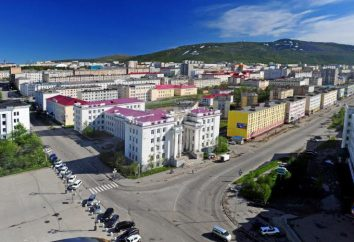 """Stadt Magadan Gefängnis """"Melt"""" und andere"""