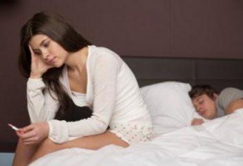 Condizioni di cessazione medico di complicazioni della gravidanza dopo la procedura