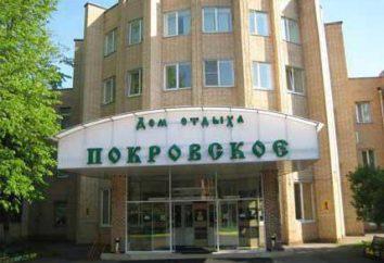 """Principais pensões (Moscou): comentários, descrições, títulos. Pensões Moscou """"all inclusive"""": revisão"""