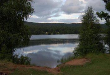 Lac sauvage, Khakassie: description, vacances, photo