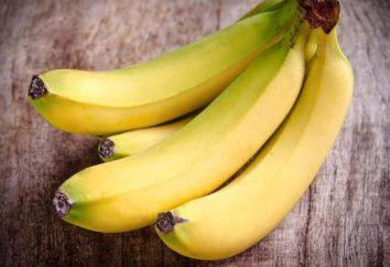 banany biegunka można jeść? Liczbę a zwłaszcza wykorzystanie