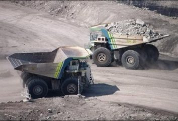caminhões basculantes rígidos – monstros entre carros