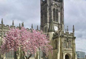 Manchester Sehenswürdigkeiten: Beschreibung und Fotos