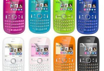 Nokia 200: caratteristiche e recensioni