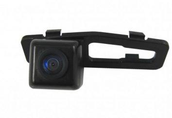 Qual è la telecamera posteriore per auto?