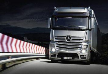 """""""Mercedes-Benz Actros"""": najciekawsze rzeczy o najlepszą ciężarówką na świecie"""