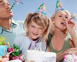 Obchodzimy urodziny dziecka: konkursowy program dla dzieci