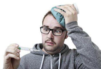 Gorączkowy gorączka: objawy choroby, leczenie