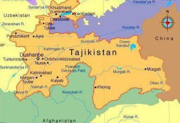 Tadjikistan: la description, le développement économique de la population. Tadjikistan, l'ex-Union soviétique