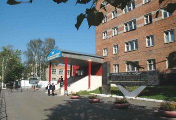 Egorievskay kolegium wydziału lotnictwa cywilnego i specjalności