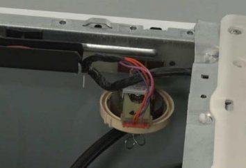 Wie der Wasserstandssensor in der Waschmaschine überprüfen?