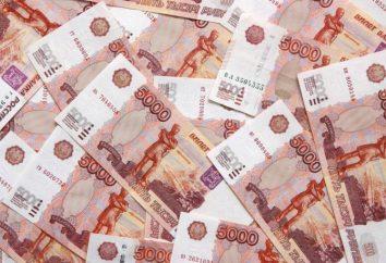 FIU – um Fundo de Pensões da Federação Russa. Guia, o principal departamento de gestão