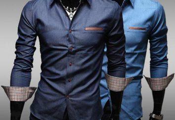 Koszula pod dżinsy. Plaid koszula. koszule untucked pod dżinsy męskie